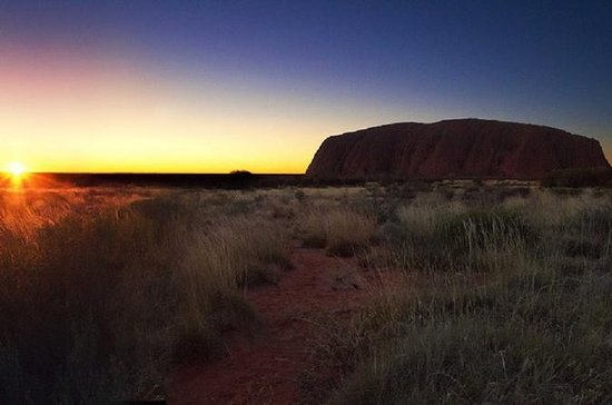 Uluru Field of Light ...