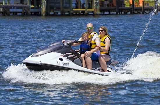 4 Hour Orange Beach Jet Ski Rentals
