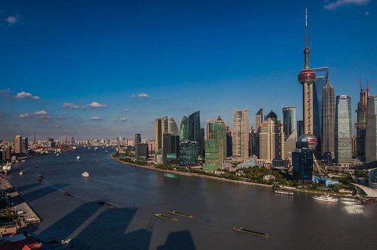 Crociera notturna sul fiume Huangpu