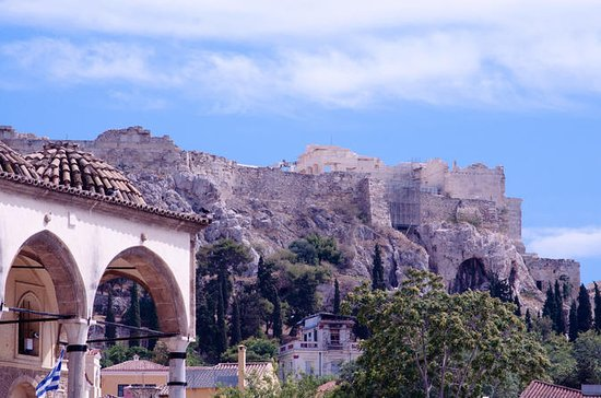 Medieval Senses Walking Tour in Athens