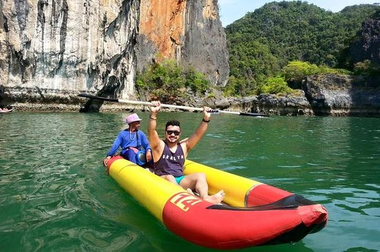 James Bond Island met de VIP ...