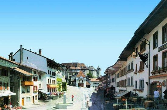 Gruyère Tagesausflug von Chamonix
