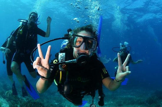 Advanced Open Water Diver Course in