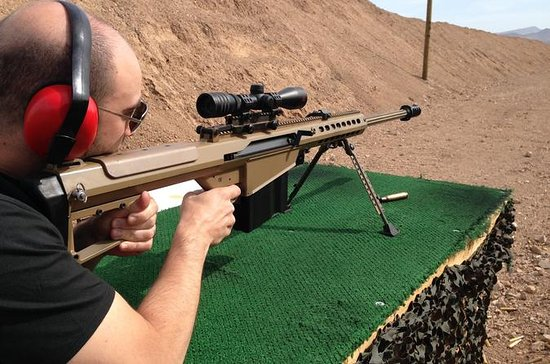 Outdoor Shooting Range Package from...