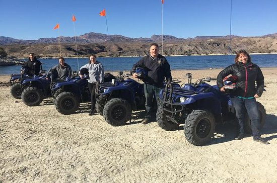 Skyting og ATV tur fra Las Vegas med...