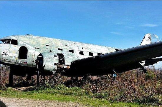 Underground Airbase and Plitvice...