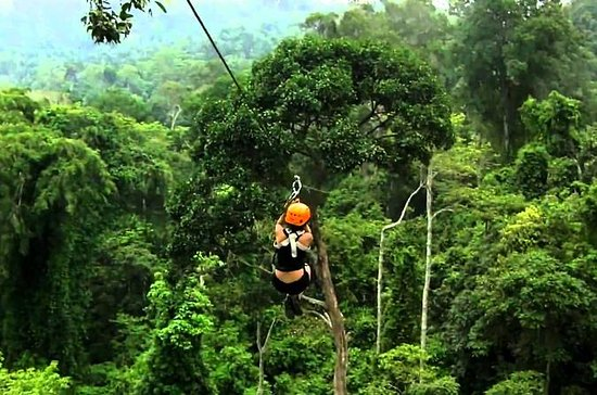Hanuman World Zipline Adventure en...
