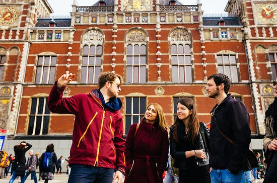 Private Tour: Amsterdam Like A Local