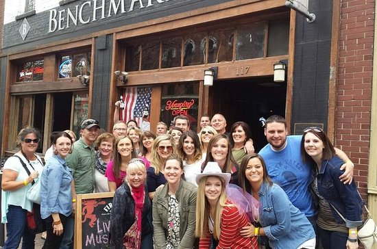 Nashville Pub Crawl with History...