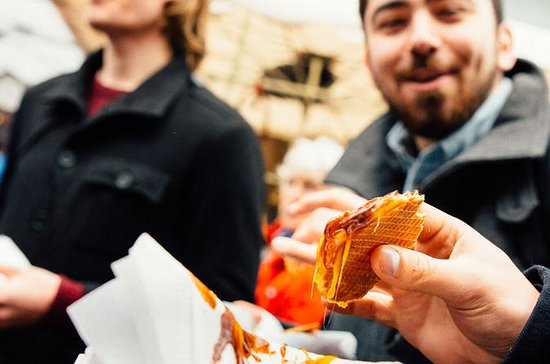 Amsterdam's Favorite Food Tour with a...