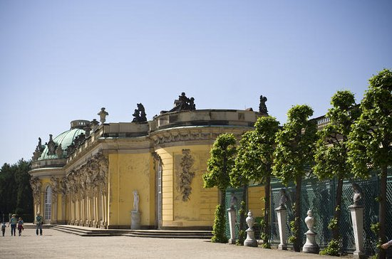 Private Day Trip to Potsdam from...