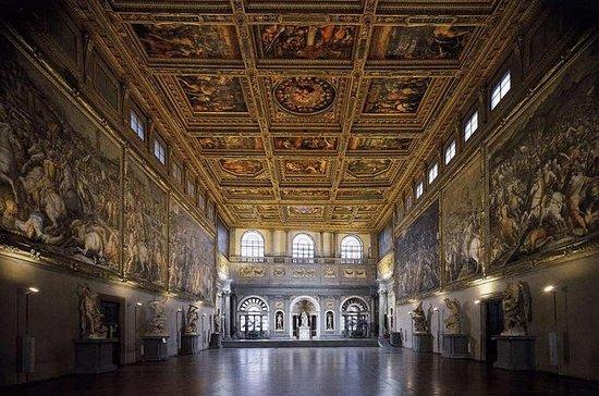 Palazzo Vecchio mit dem Arnolfo-Turm...