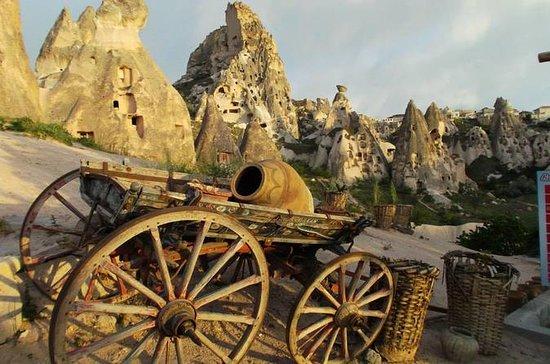 Tour diario de Cappadocia