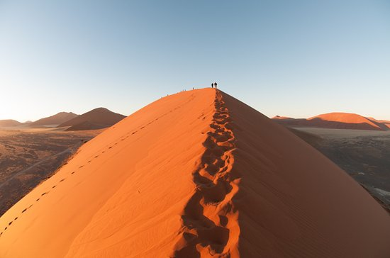 Excursion de 3 jours à Sossusvlei au...