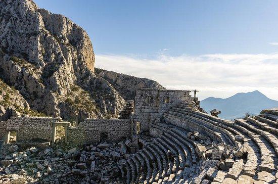 Tour privado: Termessos Ancient City...