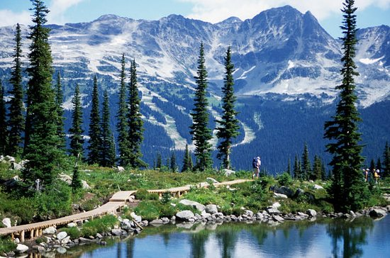 Circuit Whistler Mountains and...