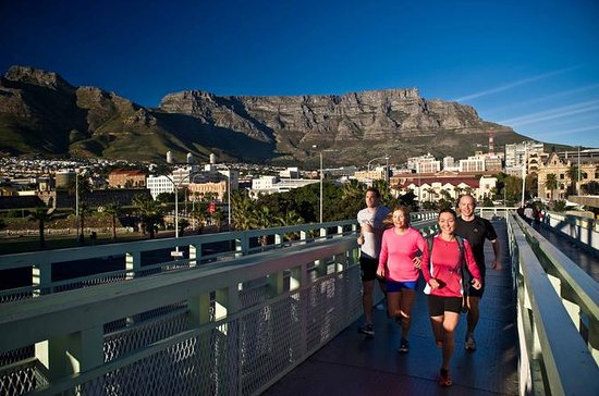 Historisk by Running Tour of Cape Town