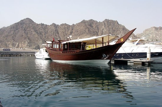 Dolphin Watching Croisière de Mascate : Dolphin Watching Cruise from Muscat