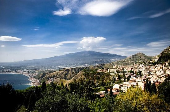Private Tour: Mt Etna and Taormina ...