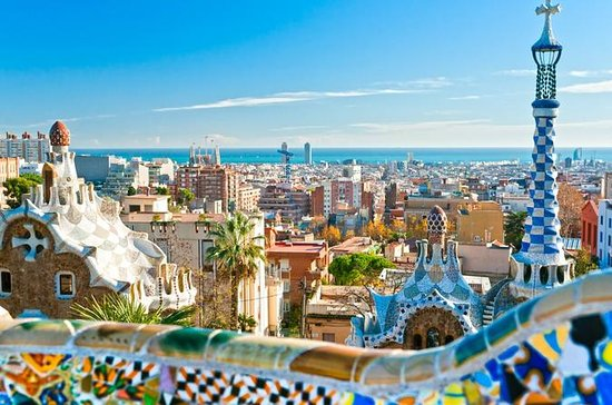 8-Hour Private Tour Barcelona and...