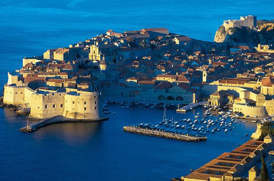 Dubrovnik City Walking Tour with Panoramic Drive
