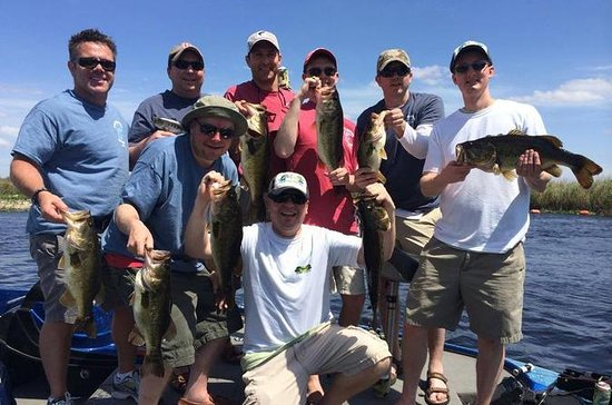 4-hour Butler Chain of Lakes Fishing...