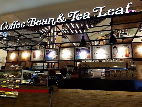 Coffee Bean Tea Leaf Picture Of Imm Outlet Mall Singapore Tripadvisor