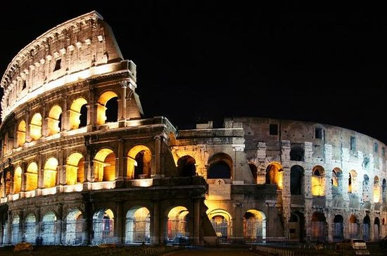 Moonlight Tour of the Colosseum and...