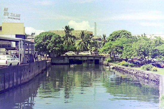 Tour de Áudio Auto-Guiado Suva