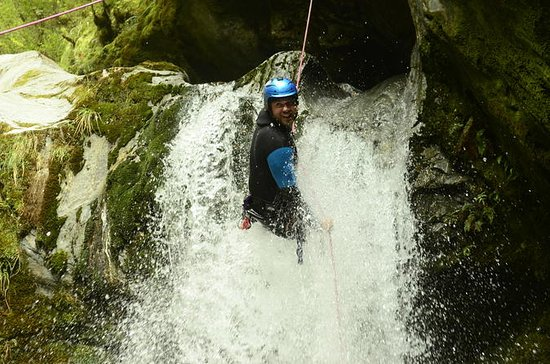 Wanaka Canyoning Adventure Including ...
