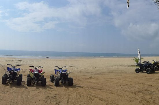 ATV Ride in Cherating
