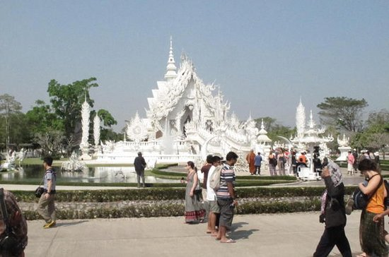 Chiang Rai Small-Group Tour from...