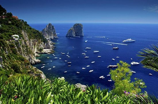 Capri Day Trip from Positano or ...
