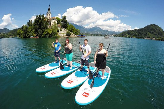 Lake Bled Stand-Up Paddle Boarding...