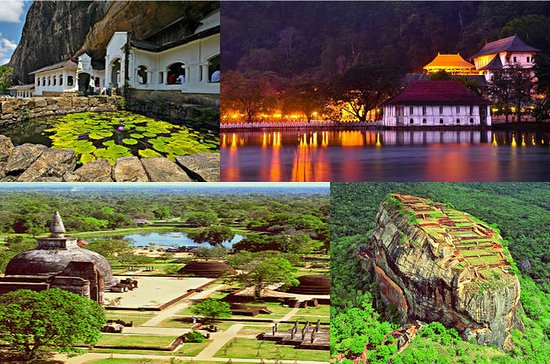 10-Night Sri Lanka UNESCO Heritage...