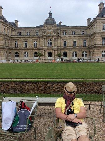 Photo Tours In Paris: Можно и вздремнуть