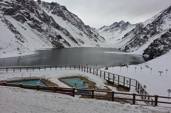Private Full-Day Tour: Portillo Ski...