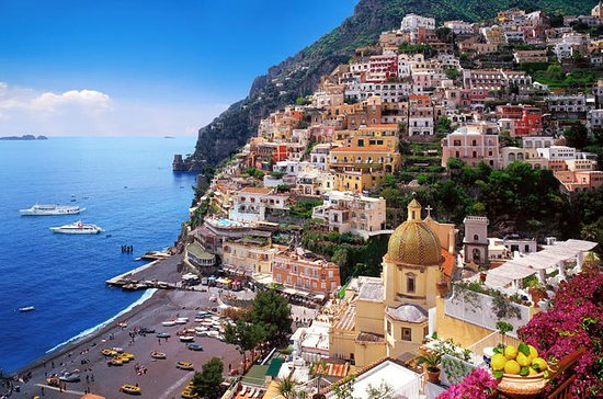 Positano, Amalfi, and Ravello Tour