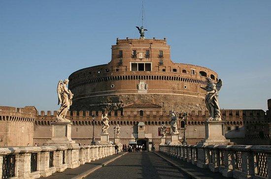 Castel Sant'Angelo und Petersplatz...