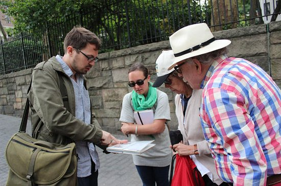 Expert Led Private Tour of New York City's Architecture: Private Walking Tour of New York City Architecture