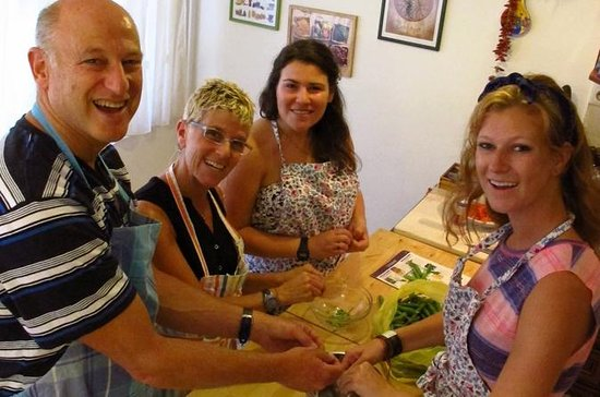 Hungarian Home Cooking Class in...