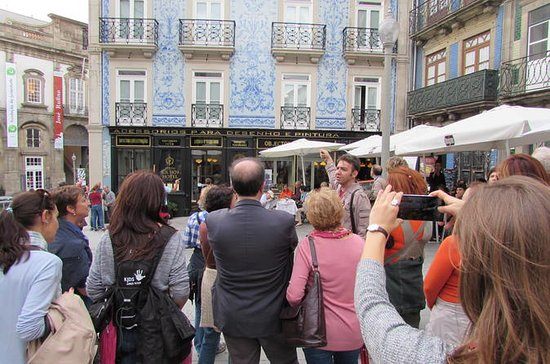 3-Hour Walking Tour: Tiles of Porto