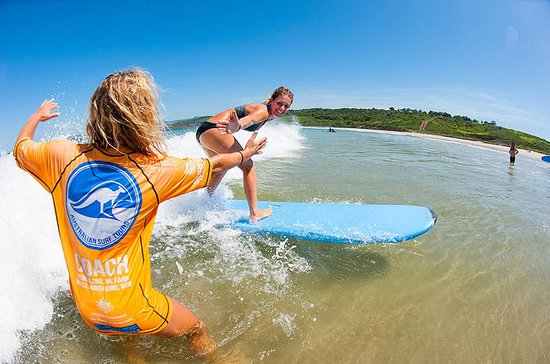 14-Day Surf Camp on the NSW South...