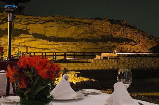 Experiencia culinaria Huaca Pucllana