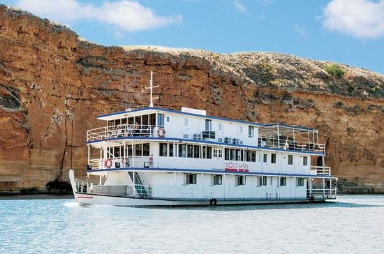 Murray River Day Trip from Adelaide Including Lunch Cruise aboard the...