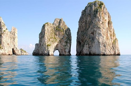 Small-Group Capri Island Day Tour by...
