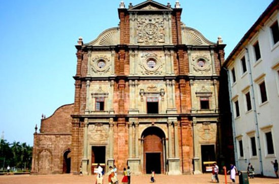 Se Cathedral, Basilica of Bom Jesus...