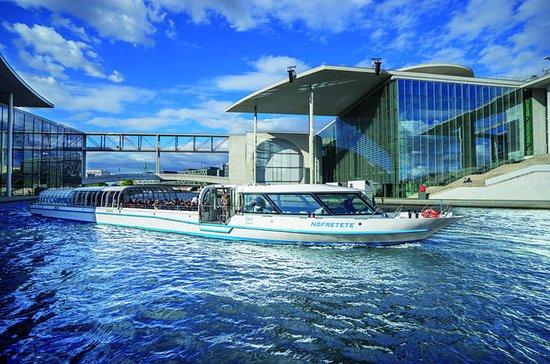 柏林随上随下城市圈游,包括施普雷河游船