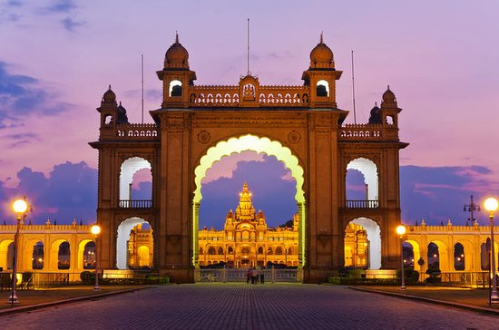 Private Tour: Mysore Palace and...