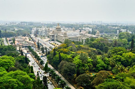 Bangalore Private Sightseeing City...